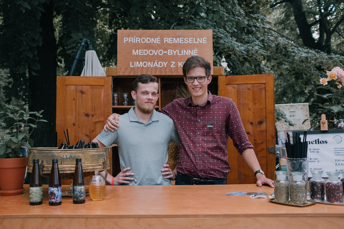 Opre' Cidery Team